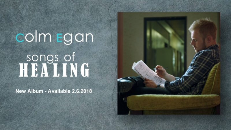 Songs of healing header advertisement