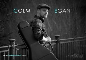 Colm Egan poster