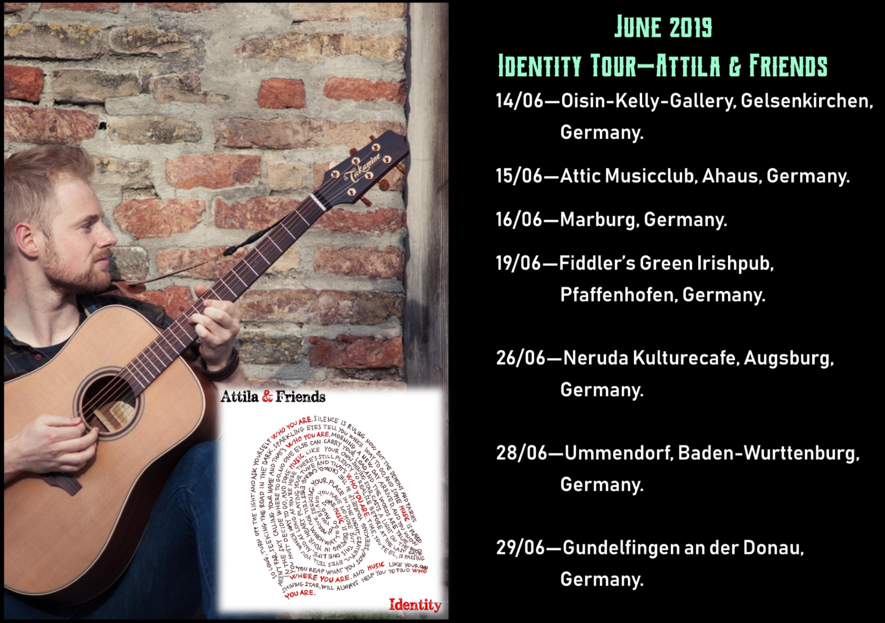 June Tour Facebook